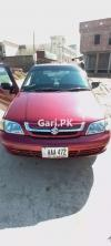 Suzuki Cultus VXR 2016 For Sale in Taxila