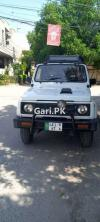 Suzuki Potohar EXi 1987 For Sale in Lahore