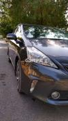 Toyota Prius Alpha  2011 For Sale in Karachi