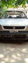 Suzuki Mehran VX 1998 For Sale in Swabi
