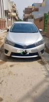 Toyota Corolla GLI 2016 For Sale in Jhelum
