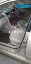 Toyota Corolla Altis SR Cruisetronic 1.8 2009 For Sale in Lahore