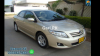 Toyota Corolla GLi 1.6 2010 For Sale in Karachi