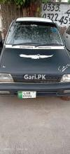 Suzuki Mehran VXR 1999 For Sale in Lahore