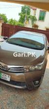 Toyota Corolla Altis 1.6 2015 For Sale in Lahore