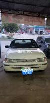 Toyota Corolla 2.0 D 2000 For Sale in Lahore