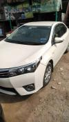 Toyota Corolla XLI 2015 For Sale in Lahore