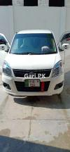 Suzuki Wagon R  2018 For Sale in Multan