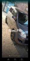 Suzuki Wagon R  2018 For Sale in Gujranwala