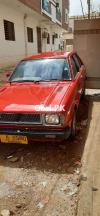 Daihatsu Charade  1981 For Sale in Karachi