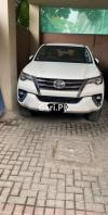 Toyota Fortuner  2018 For Sale in Lahore