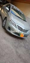 Toyota Corolla GLI 2011 For Sale in Sheikhupura