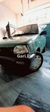 Suzuki Mehran VX 2001 For Sale in Sargodha
