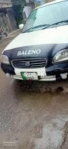 Suzuki Baleno  2003 For Sale in Lahore