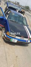 Daihatsu Charade  1987 For Sale in Lahore