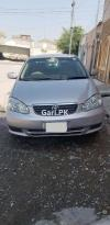 Toyota Corolla GLI 2004 For Sale in Peshawar