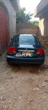 Honda Civic EXi 2001 For Sale in Peshawar