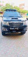 Toyota Hilux  2012 For Sale in Faisalabad