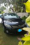 Toyota Corolla GLI 2013 For Sale in Lahore