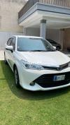Toyota Corolla Axio  2016 For Sale in Mardan