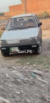 Suzuki Mehran VXR 2007 For Sale in Lahore