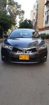 Toyota Corolla GLI 2017 For Sale in Karachi