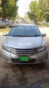 Honda City IVTEC 2009 For Sale in Faisalabad