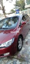 Honda Civic Prosmetic 2010