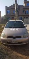Toyota Vitz  2000 For Sale in Lahore