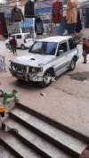 Mitsubishi Pajero  1993 For Sale in Muzaffarabad