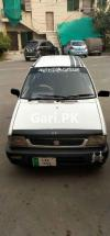Suzuki Mehran VXR 1998 For Sale in Lahore