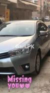 Toyota Corolla GLi 1.3 2015 For Sale in Karachi