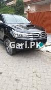 Toyota Hilux  2017 For Sale in Lahore