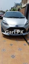 Toyota Aqua VXR 2019 For Sale in Lahore