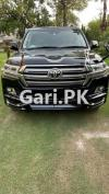 Toyota Land Cruiser  2016 For Sale in Lahore