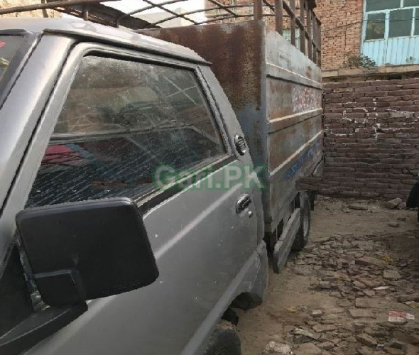 Hyundai Shehzore Pickup H-100 (With Deck and Side Wall) 2001