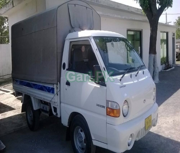 Hyundai Shehzore Pickup H-100 (With Deck and Side Wall) 2010