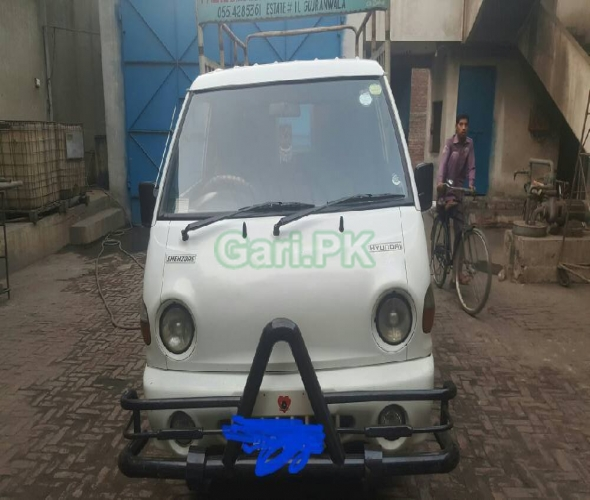 Hyundai Shehzore Pickup H 100 With Deck and Side Wall 2005