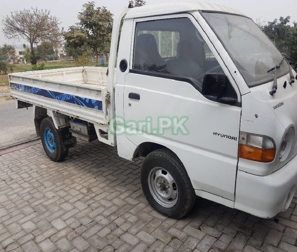 Hyundai Shehzore Pickup H-100 (With Deck and Side Wall) 2005