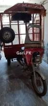United Loader Rickshaw  2018 For Sale in Faisalabad