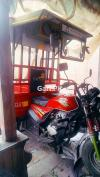 United Loader Rickshaw  2018 For Sale in Multan