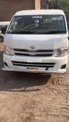 Toyota Hiace  2019 For Sale in Faisalabad