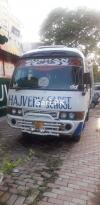 Toyota Coaster  2006 For Sale in Lahore