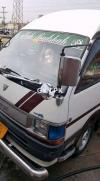 Toyota Hiace  2003 For Sale in Gujranwala