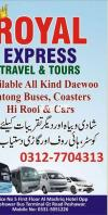 Toyota Coaster  2020 For Sale in Peshawar