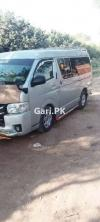 Toyota Hiace  2007 For Sale in Faisalabad