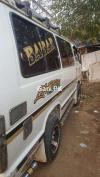 Toyota Hiace  1989 For Sale in Lahore