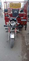 New Asia Loader Rickshaw  2021 For Sale in Lahore