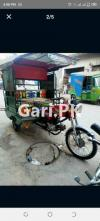 United Loader Rickshaw  2017 For Sale in Chiniot