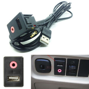 Usb And Auxiliary Cable